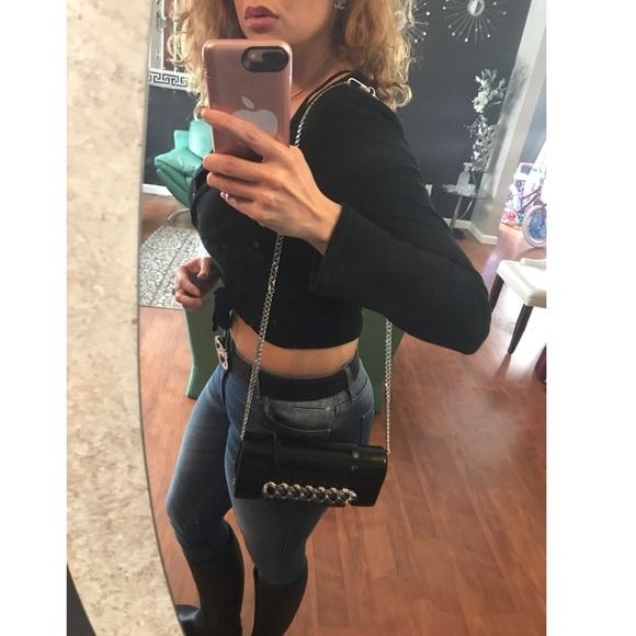 6e973eeb31 Givenchy Handbags - Authentic Givenchy Infinity Mini Chain Bag